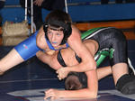 MAT HAWKS COMPETE AT DUALS