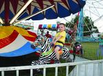Kids Day at the LaRue County Fair
