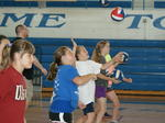 Future Lady Hawks Volleyball Camp 2013
