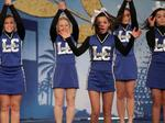LaRue County Cheerleaders compete at UCA Finals