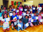 ALES students recognized for perfect attendance