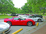 Corvettes at Lincoln Birthplace