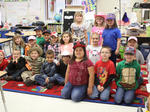 Hodgenville Elementary School: Hat Day