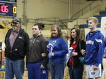 LCHS WRESTLING: Senior Night 2015