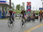 Wounded Warriors visit Hodgenville