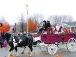 2015 New Haven Christmas Parade
