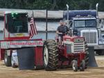 Tractor Pull - LaRue County Fair 2014