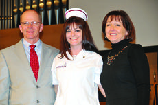 "<div class=""source""></div><div class=""image-desc"">Addie Jane Hawkins of Magnolia graduated from Campbellsville University's nursing program in December. Her parents, Glenn and Lisa Hawkins, attended the pinning ceremony.  </div><div class=""buy-pic""><a href=""/photo_select/25178"">Buy this photo</a></div>"
