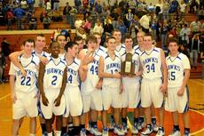 """<div class=""""source"""">Richard RoBards</div><div class=""""image-desc"""">The LaRue County High School Hawks are district basketball champs.</div><div class=""""buy-pic""""><a href=""""/photo_select/7634"""">Buy this photo</a></div>"""