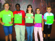 """<div class=""""source"""">Submitted photo</div><div class=""""image-desc"""">Hodgenville Elementary School 4-H officers for fifth grade are president, Emma Bell; vice president, Anthony Adkins; secretary, Kristen Boone; reporter, Maddie Gibson; and community service chair, Noah Davis. </div><div class=""""buy-pic""""><a href=""""/photo_select/17741"""">Buy this photo</a></div>"""