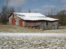 "<div class=""source"">John Poteet</div><div class=""image-desc"">Old barn on Stiles Ford Road, Hodgenville</div><div class=""buy-pic""></div>"