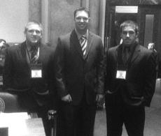 """<div class=""""source"""">Submitted photo</div><div class=""""image-desc"""">From left, Cole Hughes, State Rep. Michael Meredith and Caleb Canter attended the biannual Kentucky Youth Assembley Nov. 20-22. </div><div class=""""buy-pic""""><a href=""""/photo_select/17646"""">Buy this photo</a></div>"""