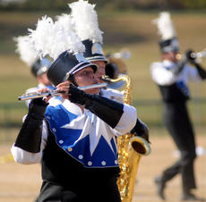"<div class=""source"">Richard RoBards</div><div class=""image-desc"">Katy Nash leads a line during the Band of Hawks' performance in the Class AAA semifinals Saturday at Meade County High School. LaRue County qualified for the state finals and finished fourth in Class AAA.</div><div class=""buy-pic""><a href=""/photo_select/10250"">Buy this photo</a></div>"