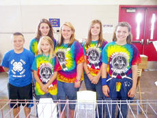"""<div class=""""source""""></div><div class=""""image-desc"""">Zachary Duvall, Silence Sams, Abigail Sallee, Michaela Rock, Sierra Mullins, Sara Duvall and Aaron Elswick (not pictured) participated in the 4-H Rabbit Show at the Kentucky State Fair. </div><div class=""""buy-pic""""><a href=""""/photo_select/22688"""">Buy this photo</a></div>"""