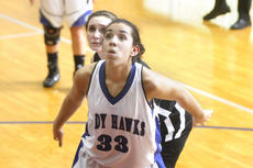 "<div class=""source"">Jesse Osbourne</div><div class=""image-desc"">LaRue County eighth grader Alexis Brewer boxed out Washington County senior Linda Libby on a free-throw attempt in the second half of the Lady Hawks 53-46 first-round win. </div><div class=""buy-pic""><a href=""/photo_select/13522"">Buy this photo</a></div>"