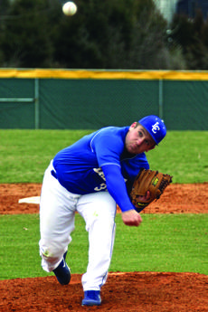 """<div class=""""source"""">Terry Sandidge</div><div class=""""image-desc"""">Senior Cole Hughes opened the Hawks' baseball season on the mound.</div><div class=""""buy-pic""""><a href=""""/photo_select/26551"""">Buy this photo</a></div>"""