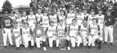 "<div class=""source""></div><div class=""image-desc"">The 2003 Fifth Region Baseball Champions, LaRue County Hawks, will be recognized at the May 2 game against Adair County. The game begins at 5 p.m. at Hawk Field. Front from left, Jacob Stephens, Alex House, Jarrod Butler, Brandon Embry, Jordan Newton, Justin Ward, Bryan Allen and Dustin Dills. Back, Assistant Coach D.W. Cruse, Scotty Chelf, Tyson Catlett, Charlie Hornback, Adam Masterson, Eric Cecil, Rick Murray, Brandon Wolford, Courtney Williamson, Assistant Coach David Dawson, and son Cameron, Scott Edwards, Austin Schroll, Joseph Cravens, Michael McDowell, Eric Bright, Justin Stephens, Jarred Gardner and Head Coach Eric Hughes.</div><div class=""buy-pic""><a href=""/photo_select/27375"">Buy this photo</a></div>"