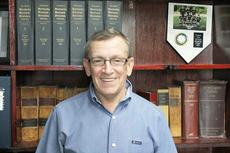 """<div class=""""source"""">Will Phillips</div><div class=""""image-desc"""">LaRue County Attorney Dale Morris retires at the end of the year. </div><div class=""""buy-pic""""><a href=""""http://web2.lcni5.com/cgi-bin/c2newbuyphoto.cgi?pub=029&orig=dale_morris_0.jpg"""" target=""""_new"""">Buy this photo</a></div>"""