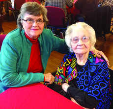 """<div class=""""source"""">Submitted</div><div class=""""image-desc"""">Marilyn McLane and her mother, Dora Taylor</div><div class=""""buy-pic""""><a href=""""/photo_select/25124"""">Buy this photo</a></div>"""