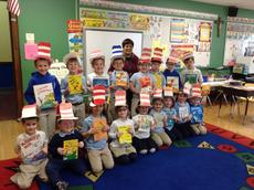 "<div class=""source""></div><div class=""image-desc"">Orline Briney's class at St. Catherine Academy in New Haven celebrated Dr. Seuss's birthday on March 6. </div><div class=""buy-pic""><a href=""/photo_select/33733"">Buy this photo</a></div>"