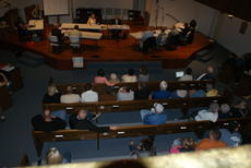 "<div class=""source""></div><div class=""image-desc"">About 122 people attended Thursday's meeting.</div><div class=""buy-pic""><a href=""/photo_select/34716"">Buy this photo</a></div>"