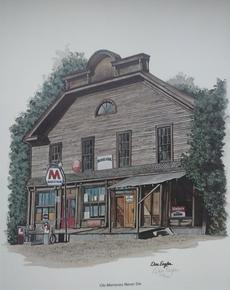 """<div class=""""source"""">Photo courtesy of  Tim Kennedy</div><div class=""""image-desc"""">Tim Kennedy submitted this photo of a sketch done by Don Engler, of the F.M. Head grocery store in Howardstown, and of the old store's sign. Engler, a Harrodsburg artist, gave permission for The LaRue County Herald News to publish the print. His prints can be viewed on his Facebook page https://www.facebook.com/pages/Don-Engler/230548553686638.  An article on the store appeared in the special section on Howardstown in the Aug. 21 edition of The LaRue County Herald News. Howardstown is a few miles past White City on Ky. 84.</div><div class=""""buy-pic""""><a href=""""/photo_select/30455"""">Buy this photo</a></div>"""