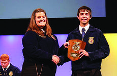 """<div class=""""source"""">submitted photo</div><div class=""""image-desc"""">Branden Pepper received his state winning proficiency plaque</div><div class=""""buy-pic""""><a href=""""/photo_select/35672"""">Buy this photo</a></div>"""