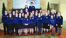 """<div class=""""source"""">submitted photo</div><div class=""""image-desc"""">LaRue County FFA members who competed at State Convention are front from left, Cristine Shive, Carey Coffey, Lexi Smith, Sarah Stults; second row, Felicia Hornback, Keeahna Bowen, Morgan Durham, Lindsey Shelton, Emma Shelton, Autumn Roten, Vickie Rhinehart, Danielle Nunn, Brittany Blair; third row, Hunter Thomas, Turner Cottrell, Lane Meredith, Chasity Bryant, Cayleigh Allen; fourth row, Austin Stillwell, Aaron Elswick, Curtis Pepper, Jacob Hurt, Dalton Hornback, Justin Hornback, Eli Williams, Chloe Owen, Forrest Durham; and fifth row, Montana Metcalf and Branden Pepper. </div><div class=""""buy-pic""""><a href=""""/photo_select/35673"""">Buy this photo</a></div>"""