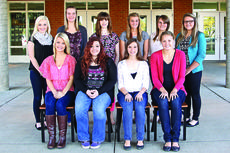 """<div class=""""source"""">Photo by Terry Sandidge</div><div class=""""image-desc"""">LaRue County High School will choose a new Homecoming Queen at Friday's football game. Front from left, are seniors Gracen Williams, Emily Griffin, Sarah Stults, Ivy Brown; back, Abigail French, Brooke Heibert, Cidney Neagle, Hattie Ward, Mary Adams and Madison Lee.</div><div class=""""buy-pic""""><a href=""""http://web2.lcni5.com/cgi-bin/c2newbuyphoto.cgi?pub=029&orig=homecoming_court.jpg"""" target=""""_new"""">Buy this photo</a></div>"""