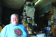 """<div class=""""source"""">Mary Hinds</div><div class=""""image-desc"""">Hodgenville's """"queen of green"""" Jill Gray manages solid waste for the county through the LaRue County Recycling Center (pictured), Renaissance Repeats store and events such as the upcoming Recycle Fest on Oct. 21</div><div class=""""buy-pic""""><a href=""""/photo_select/55863"""">Buy this photo</a></div>"""