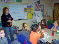 """<div class=""""source"""">Submitted photo</div><div class=""""image-desc"""">Jackie Harley, left, and her teaching colleagues will take the fifth-grade class at Abraham Lincoln Elementary to Fort Harrod Friday where they'll learn how people lived when Kentucky was on the frontier.</div><div class=""""buy-pic""""><a href=""""/photo_select/6801"""">Buy this photo</a></div>"""