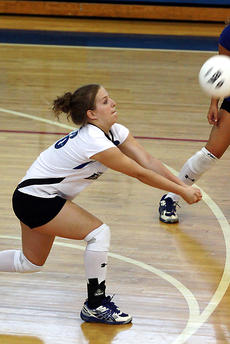 "<div class=""source"">Linda Ireland</div><div class=""image-desc"">Lady Hawk Kristin Thompson had five digs against the Lady Bulldogs. Thompson's position is a libero – a player who can only play defense. Liberos wear a contrasting uniform top from their teammates. They don't play in the front row and are allowed to subs</div><div class=""buy-pic""><a href=""http://web2.lcni5.com/cgi-bin/c2newbuyphoto.cgi?pub=029&orig=kristin%2Bthompson.jpg"" target=""_new"">Buy this photo</a></div>"