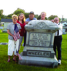 "<div class=""source"">Submitted photo</div><div class=""image-desc"">Magnolia Lions Club members who placed flags on the graves of U.S. veterans at Magnolia Cemetery are from left, Margie Hines, Melissa Whittemore, Allen Hunter, Gil Myers and J.T. Hines. Not pictured, Heidi Myers.</div><div class=""buy-pic""><a href=""http://web2.lcni5.com/cgi-bin/c2newbuyphoto.cgi?pub=029&orig=magnolia%2Bflag%2Bcommittee.jpg"" target=""_new"">Buy this photo</a></div>"