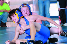 "<div class=""source"">Terry Sandidge</div><div class=""image-desc"">Seventh grade Mat Hawk Mason Ray won a gold medal at the Anderson County tournament.</div><div class=""buy-pic""><a href=""/photo_select/4571"">Buy this photo</a></div>"