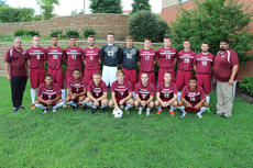 "<div class=""source""></div><div class=""image-desc"">The Barons' Men's Soccer Team: Front from left, David Gomez, Tristan Long, Chris Wilk, Nikos Mastoroudis, Zayne Simon, Jacob Thompson, Salvador Quintana; back, Coach Alex Molinas, Avery Buckles, Drew Taylor, Tyler Gipson, William Kohler, Andrew Buckles, Zachary Page, Michael Bell, Mason Morgan, Alex Cook, Brandon Centers and Assistant Coach Angel Hernandez.</div><div class=""buy-pic""><a href=""/photo_select/33746"">Buy this photo</a></div>"