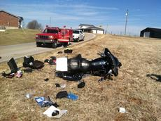 """<div class=""""source"""">Submitted</div><div class=""""image-desc"""">Mark Post of Cecilia lost control of this Harley-Davidson on Ky. 224.</div><div class=""""buy-pic""""><a href=""""http://web2.lcni5.com/cgi-bin/c2newbuyphoto.cgi?pub=029&orig=photomw.jpg"""" target=""""_new"""">Buy this photo</a></div>"""
