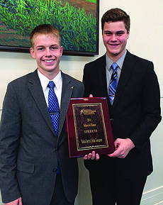 "<div class=""source"">submitted photos</div><div class=""image-desc"">competitors Brian Anderson and Elijah Thomas, show off their plaques.</div><div class=""buy-pic""><a href=""/photo_select/35837"">Buy this photo</a></div>"