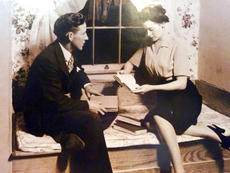 "<div class=""source""></div><div class=""image-desc"">This old photo shows Joseph and Mary Burks as a young couple.</div><div class=""buy-pic""></div>"