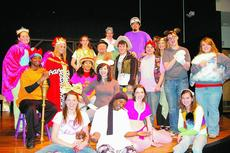 """<div class=""""source""""></div><div class=""""image-desc"""">The cast of ECTC's Toy Box Theatre Production will perform """"In One Basket.""""</div><div class=""""buy-pic""""><a href=""""/photo_select/4097"""">Buy this photo</a></div>"""