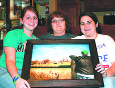 "<div class=""source"">Linda Ireland</div><div class=""image-desc"">The family of Roy Veirs displays a photo taken just before his death. Melissa Veirs, left, took the photo as Roy looked over his dairy herd before they were sold. His wife Beverly holds the framed print; next is daughter Amanda Bales. The family shared st</div><div class=""buy-pic""><a href=""http://web2.lcni5.com/cgi-bin/c2newbuyphoto.cgi?pub=029&orig=veirs%2Bfamily.jpg"" target=""_new"">Buy this photo</a></div>"