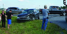 """<div class=""""source"""">Photo by Linda Ireland</div><div class=""""image-desc"""">Both drivers were injured in Friday's crash.</div><div class=""""buy-pic""""><a href=""""/photo_select/30241"""">Buy this photo</a></div>"""