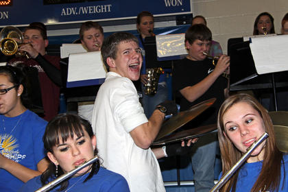 LCHS Pep Band