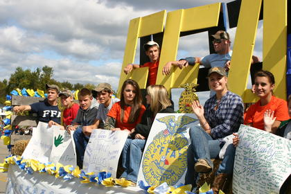 FFA float