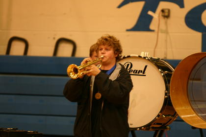 Jason Willman, trumpet