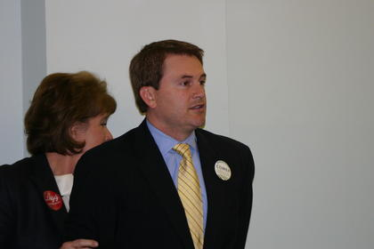 Rep. James R. Comer, candidate for Commissioner of Agriculture