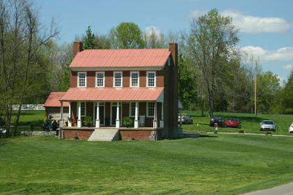 James B. Montgomery house, Greensburg