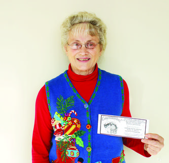 Jane Lile, Hodgenville  The LaRue County Herald News