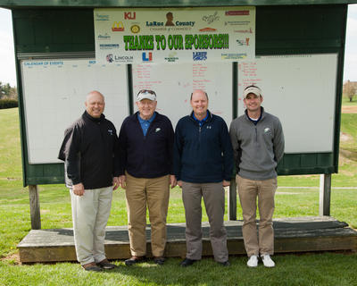 Magnolia Bank: Chad Hines, John Schuler, Mark Lester, Ron Sanders
