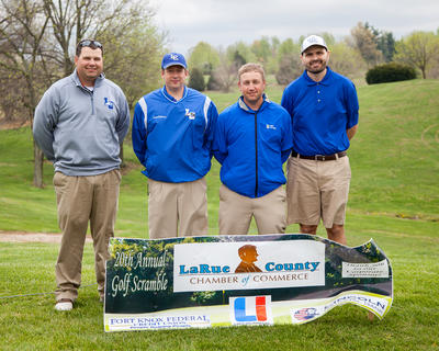 LaRue County Schools – Eric Allen, Paul Childress, Aaron Howell, James Slaven