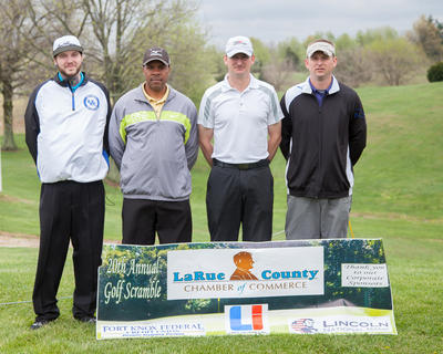 THIRD PLACE: Final 4 –  Chris Morehouse, Jody Thurman, Brandon Bowen, Cory Willie